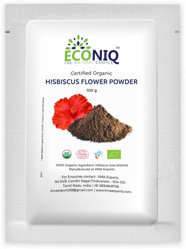 Hibiscus Flower Powder Kma Exports