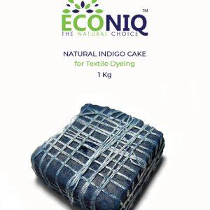 Natural Indigo Cake (Textile Dyeing)