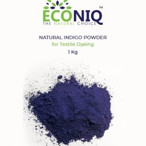 Natural Indigo Powder (Textile Dyeing)