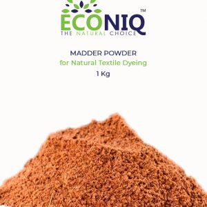 Madder Powder (Textile Dyeing)